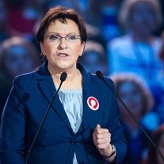 Польский премьер отказалась приезжать в Россию на годовщину гибели Качиньского