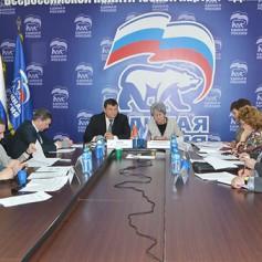 В Смоленске дан старт предварительному голосованию