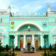 Телеканал «Культура» расскажет о железнодорожных достопримечательностях Смоленска и Вязьмы