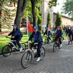 Российско-белорусский велопробег готовится к старту