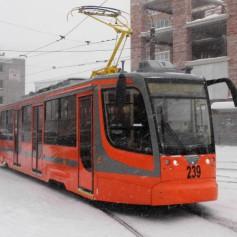 В Смоленске изменились трамвайные маршруты