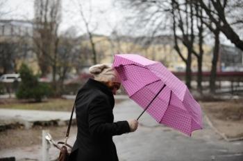 В Смоленскую область пришли сильные ветры и дожди
