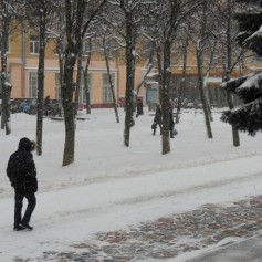 Будет еще холоднее. В Смоленскую область пришел мощный циклон