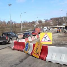 На Крестовоздвиженском мосту в Смоленске открыли движение