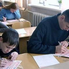 Досрочный ЕГЭ по математике экзаменующиеся сдали без «двоек»