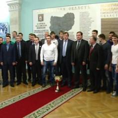 Смоленский «Славутич» подводит итоги сезона