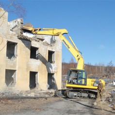 В Смоленске запланированы к сносу несколько муниципальных жилых домов