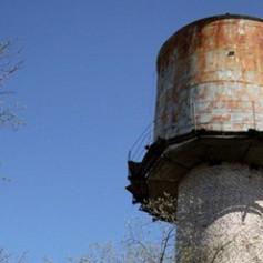 Под Смоленском украли водонапорную башню