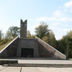 Курган в Реадовском парке приведут в порядок к 22 апреля