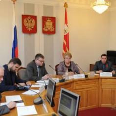 Заседание оргкомитета молодежного форума «СМОЛА» — 2015