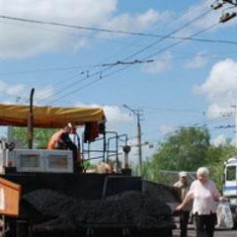 В Смоленске составили график ремонта дорог к 9 мая