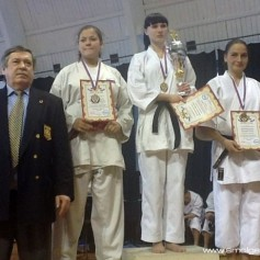 Смолянка выиграла «серебро» первенства ЦФО по сетокан