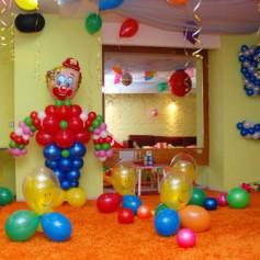 Как украсить комнату ребенка на день рождения