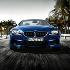 1001 «лошадка» BMW M6
