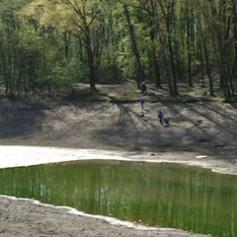 Из-за обмеления городских озер купальный сезон в Смоленске под угрозой срыва