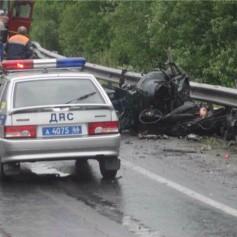 60-летняя велосипедистка погибла в ДТП в Смоленской области, еще двое человек госпитализированы