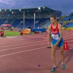 Смолянин внес вклад в победу сборной России на командном чемпионате Европы по легкой атлетике в Чебоксарах