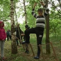 В Смоленске прошел традиционный турслет школьников Заднепровья