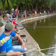 В Лопатинском саду снова устроят День рыбака
