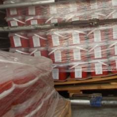 Проверяющие забраковали еще четыре тонны икры из Беларуси