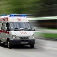 Пациент пытался угнать машину «скорой помощи» под Смоленском