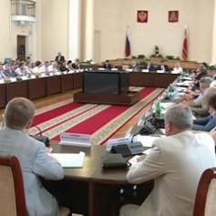 В Смоленск прибыл председатель ЦИК Российской Федерации Владимир Чуров