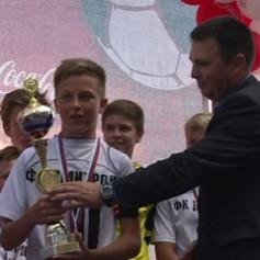 В Смоленске завершился зональный этап Всероссийского футбольного турнира «Кожаный мяч»