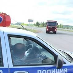 На смоленских дорогах — сплошные проверки