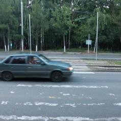 Около школ Смоленска установят светофоры