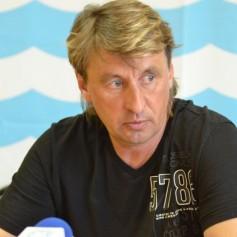 У футбольного клуба «Днепр» новый тренер