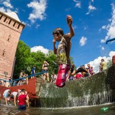 К концу недели жара покинет Смоленск