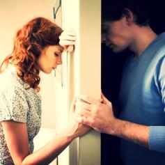 Как начать разговаривать с мужем после ссоры