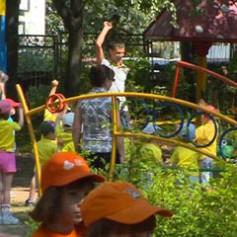 В Смоленске прошла акция «Зарядка со стражем порядка»