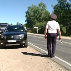 Налоговики совместно с судебными приставами проверили смоленских автомобилистов на наличие задолженностей