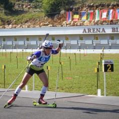 Смоленский биатлонист Алексей Чулев выиграл «серебро» юниорского чемпионата мира