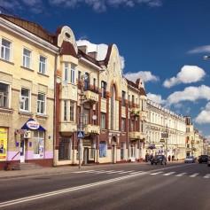 ВАЗ сбил подростка, который переходил дорогу по Большой Советской в Смоленске