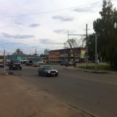 На улице Кашена в Смоленске появятся светофоры