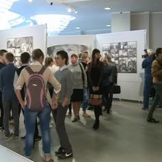 В Смоленске начала свою работу уникальная выставка военной фотографии «Правда в объективе»
