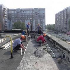 В Смоленской области продолжается капитальный ремонт домов