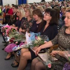 В Смоленске наградили лучших учителей региона