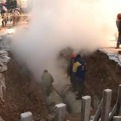 Из-за порывов тепломагистралей в морозы Смоленск может оказаться без отопления