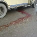 В Смоленске пассажирский автобус сбил пешехода