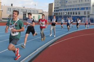 В Смоленске соревновались старшеклассники