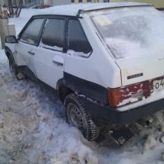 Утро начинается не с кофе. Маршрутка и Hyundai Solaris столкнулись в Смоленске