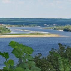 Днепр – красивая река Европы