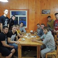 Смоленский «Академспорт» обменялся победами с рязанской «СДЮСШОР»