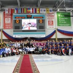15 октября в Смоленске стартует региональный этап Ночной хоккейной лиги