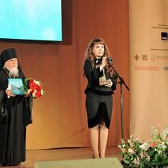Смоленская чиновница получила награду за добро и милосердие