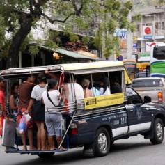 В Смоленской области набирает обороты «черный» рынок пассажирских перевозок