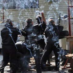 60 осужденных устроили беспорядки в колонии под Смоленском